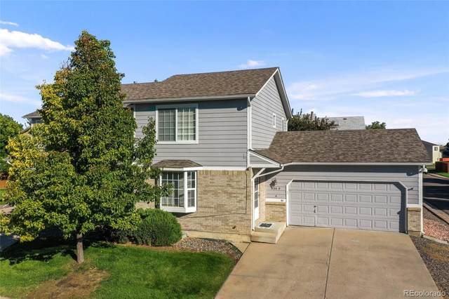 930 W 133rd Circle P, Westminster, CO 80234 (#9604045) :: The DeGrood Team