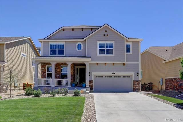 4864 S Wenatchee Street, Aurora, CO 80015 (#9604156) :: Peak Properties Group