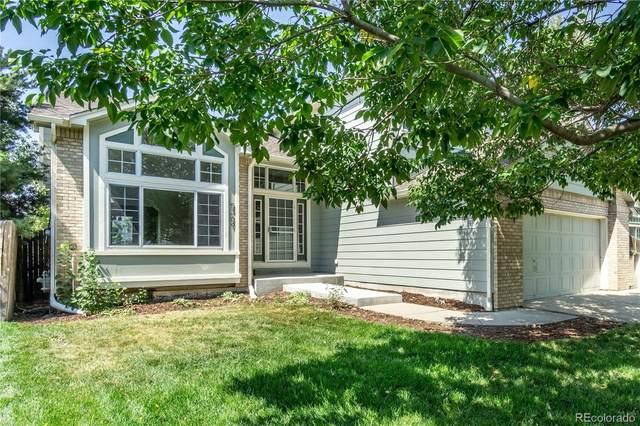 5369 S Flanders Way, Centennial, CO 80015 (MLS #9604191) :: 8z Real Estate