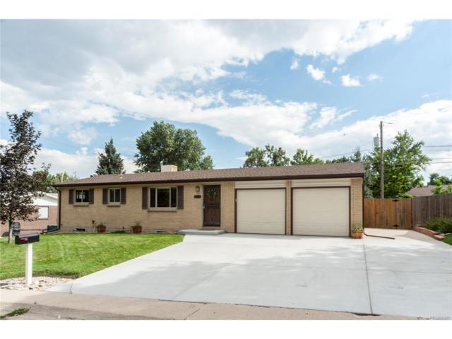6518 W 70th Place, Arvada, CO 80003 (#9604303) :: Ford and Associates