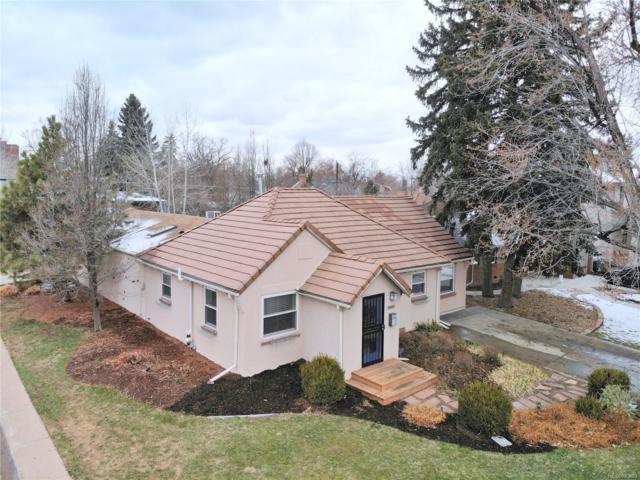 1001 Krameria Street, Denver, CO 80220 (#9604581) :: 5281 Exclusive Homes Realty