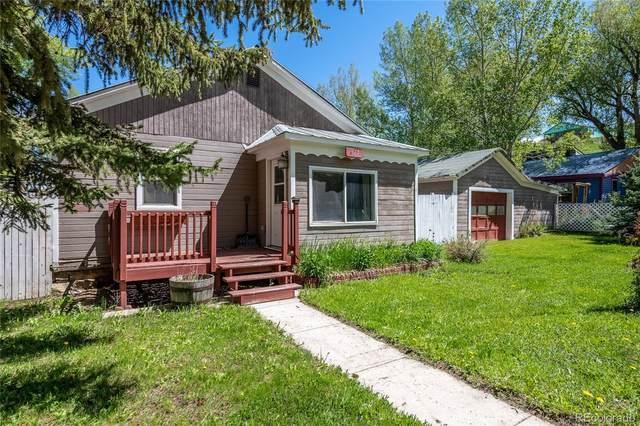 327 Myers Street, Oak Creek, CO 80467 (#9604606) :: Stephanie Fryncko | Keller Williams Integrity