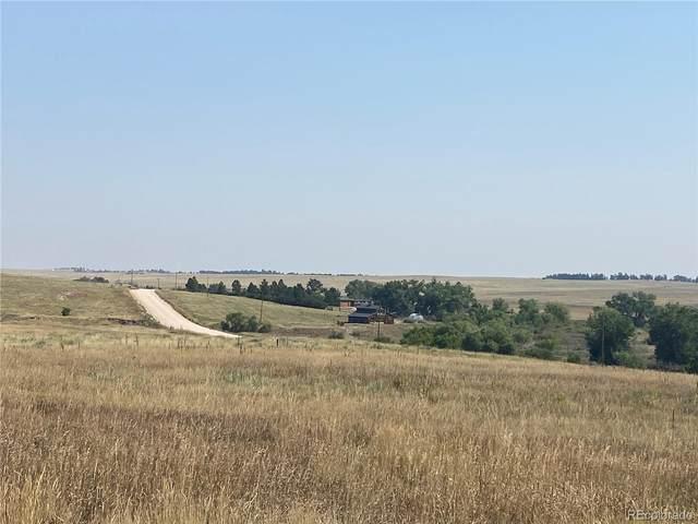 13993 County Road 118, Kiowa, CO 80117 (MLS #9604861) :: Clare Day with Keller Williams Advantage Realty LLC