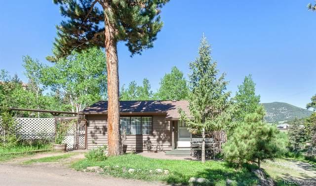 2951 S Conifer Circle, Evergreen, CO 80439 (#9605173) :: iHomes Colorado