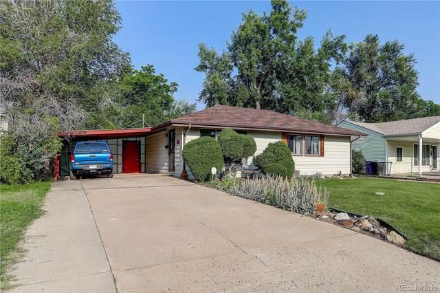 1375 S Holly Street, Denver, CO 80222 (#9605190) :: Symbio Denver