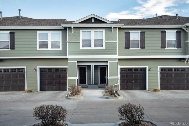 9015 Apache Plume Drive C, Parker, CO 80134 (MLS #9605296) :: 8z Real Estate