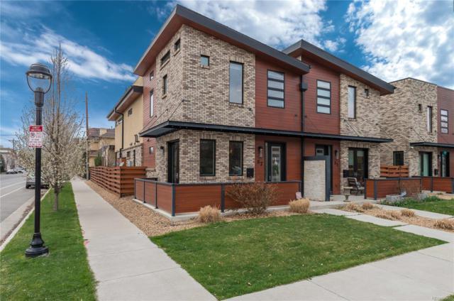 87 S Garfield Street, Denver, CO 80209 (#9605425) :: The Peak Properties Group