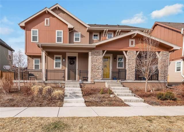 10839 E 25th Drive, Aurora, CO 80010 (MLS #9605601) :: 8z Real Estate
