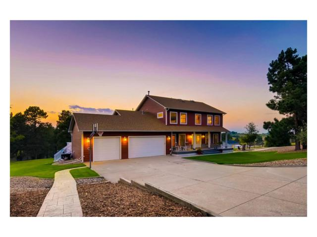 217 Amanda Pines Drive, Parker, CO 80138 (MLS #9606427) :: 8z Real Estate