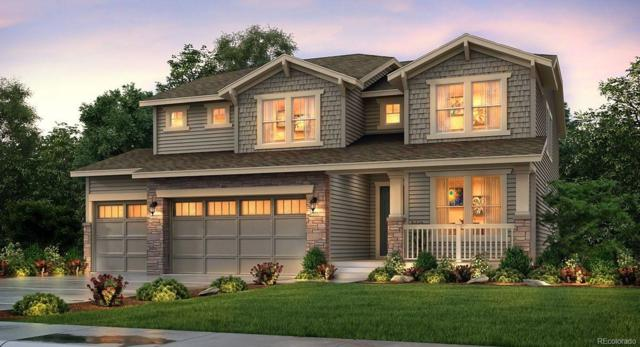 8920 Snowball Way, Parker, CO 80134 (#9606785) :: The Galo Garrido Group