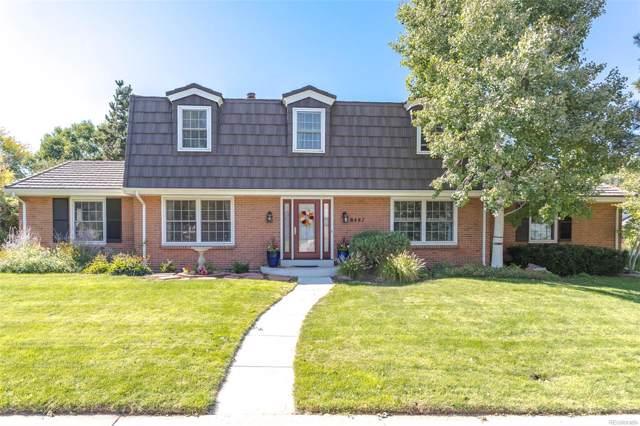 8487 E Hinsdale Drive, Centennial, CO 80112 (MLS #9607732) :: 8z Real Estate