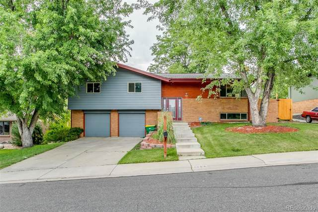3662 Garland Street, Wheat Ridge, CO 80033 (#9608414) :: The Heyl Group at Keller Williams