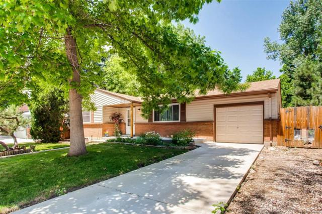 10227 W 68th Place, Arvada, CO 80004 (#9608575) :: The DeGrood Team