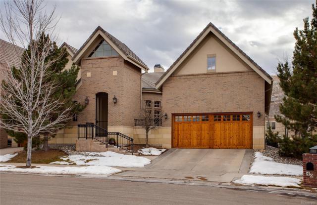 40 Royal Ann Drive, Greenwood Village, CO 80111 (#9608877) :: The Peak Properties Group