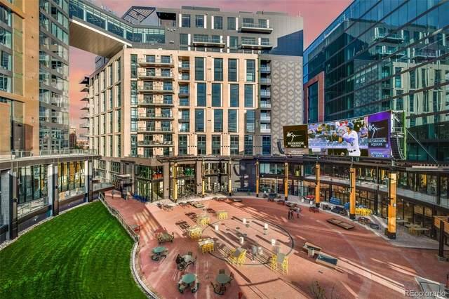 1901 Wazee Street #1010, Denver, CO 80202 (#9609329) :: Bring Home Denver with Keller Williams Downtown Realty LLC