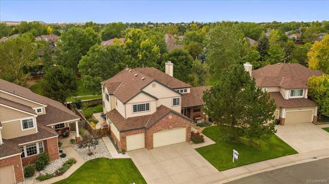 16450 Amberstone Way, Parker, CO 80134 (MLS #9609803) :: 8z Real Estate
