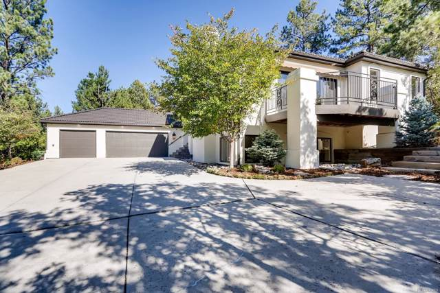 122 Silver Leaf Way, Castle Rock, CO 80108 (#9609828) :: The DeGrood Team