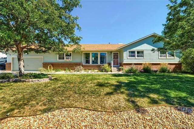 8160 S Estes Street, Littleton, CO 80128 (MLS #9609933) :: Find Colorado