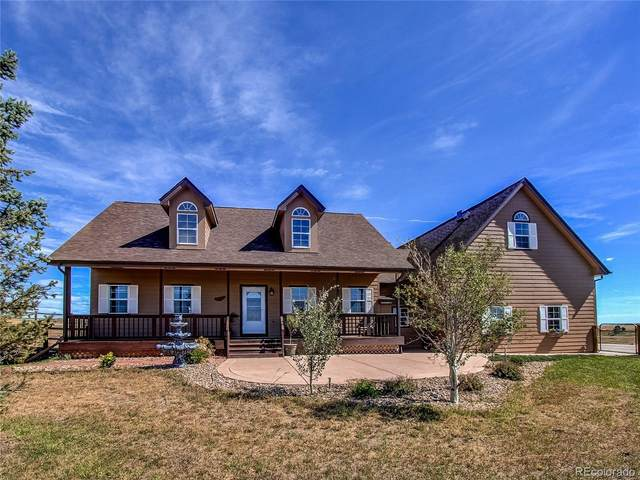 30913 Chisholm Trail, Elizabeth, CO 80107 (MLS #9609938) :: 8z Real Estate