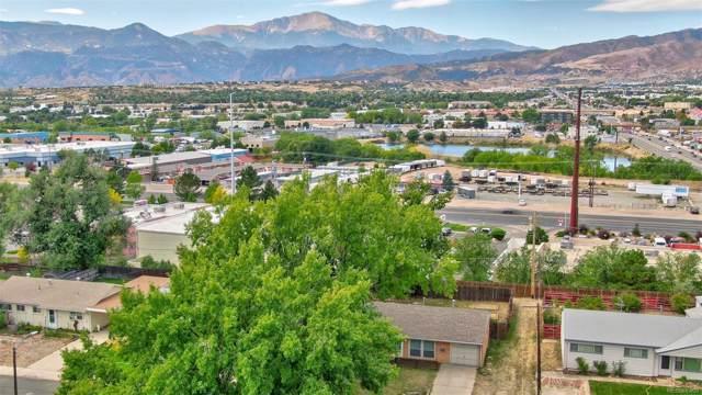 215 Elmwood Drive, Colorado Springs, CO 80907 (MLS #9609955) :: 8z Real Estate
