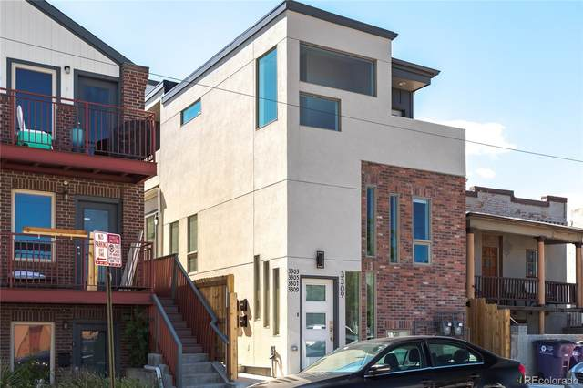 3305 Navajo Street #3305, Denver, CO 80211 (MLS #9610118) :: 8z Real Estate