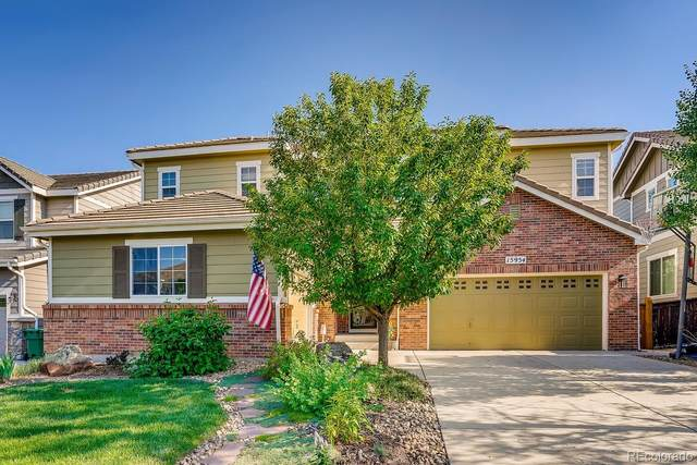 15954 E Tall Timber Lane, Parker, CO 80134 (#9610246) :: The DeGrood Team