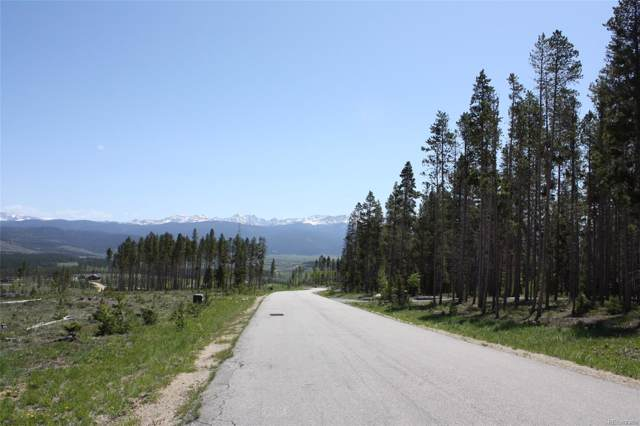 715 County Road 5199, Tabernash, CO 80478 (MLS #9610310) :: 8z Real Estate