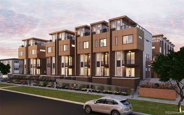 1583 Grove Street #5, Denver, CO 80204 (#9610689) :: Briggs American Properties