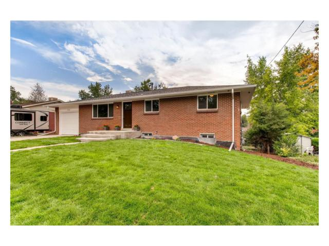 7768 W 62nd Place, Arvada, CO 80004 (MLS #9611421) :: 8z Real Estate