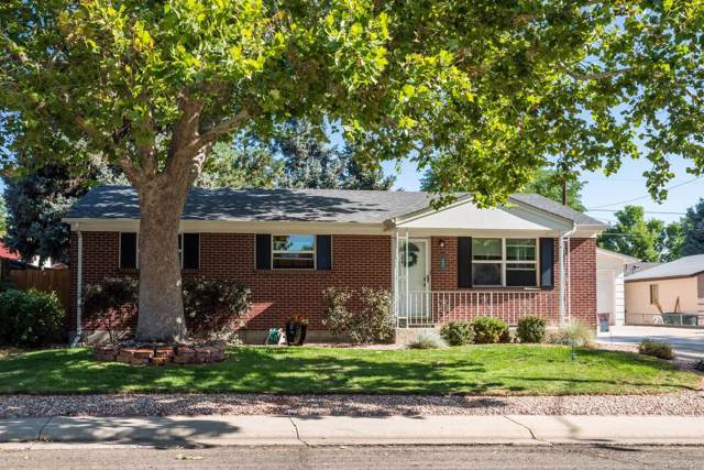 1981 Phillips Drive, Northglenn, CO 80233 (MLS #9611613) :: 8z Real Estate