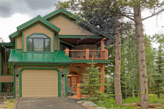 116 Woods Drive, Breckenridge, CO 80424 (MLS #9611720) :: Kittle Real Estate