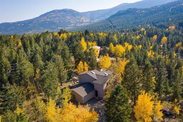 9238 Black Mountain Drive, Conifer, CO 80433 (MLS #9612820) :: Kittle Real Estate