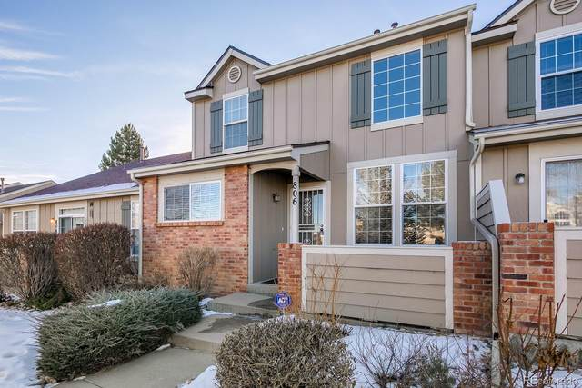 806 S Granby Circle, Aurora, CO 80012 (#9613706) :: HergGroup Denver