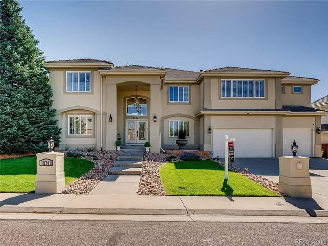 15741 E Progress Drive, Centennial, CO 80015 (MLS #9613725) :: 8z Real Estate