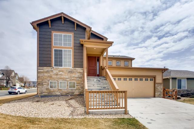 1602 61st Avenue Court, Greeley, CO 80634 (#9614490) :: The HomeSmiths Team - Keller Williams