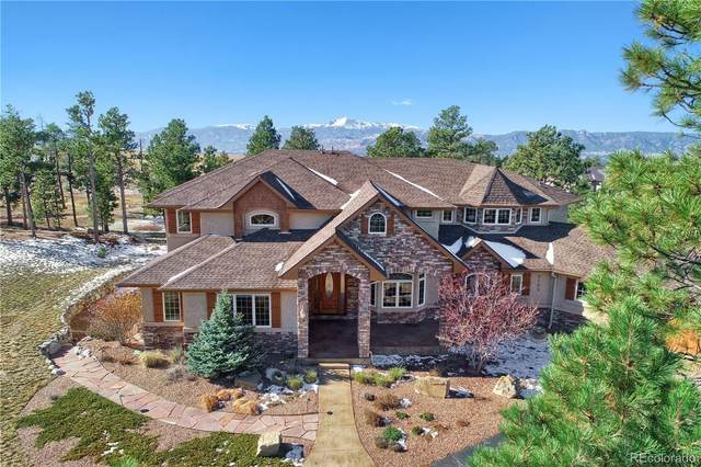 5155 Saxton Hollow Road, Colorado Springs, CO 80908 (#9614509) :: The DeGrood Team