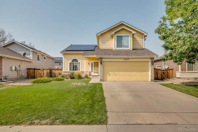 4337 Dunkirk Way, Denver, CO 80249 (#9614523) :: Bring Home Denver with Keller Williams Downtown Realty LLC