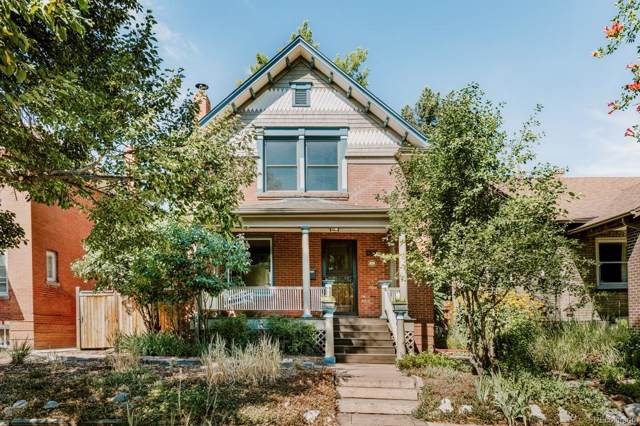 427 Clarkson Street, Denver, CO 80218 (MLS #9614548) :: 8z Real Estate