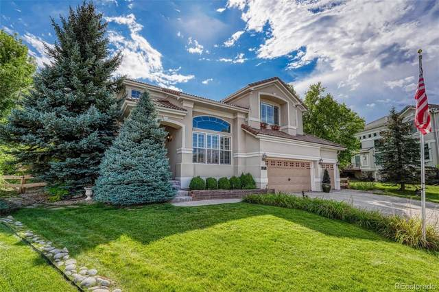 9661 Kings Mill Place, Lone Tree, CO 80124 (MLS #9614632) :: Clare Day with Keller Williams Advantage Realty LLC
