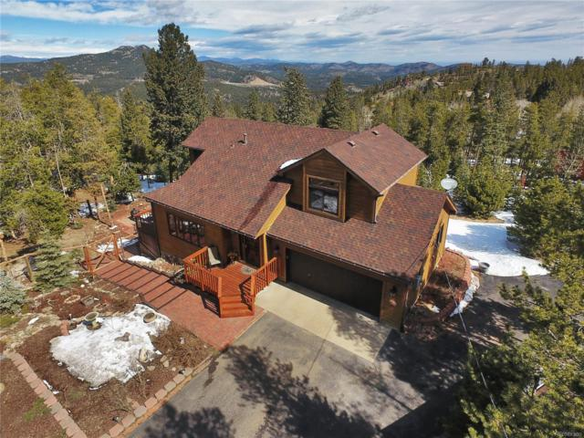 10374 Crystal Drive, Morrison, CO 80465 (#9614706) :: Compass Colorado Realty