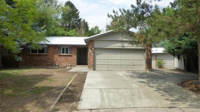 13795 W 71st Place, Arvada, CO 80004 (#9614747) :: The HomeSmiths Team - Keller Williams