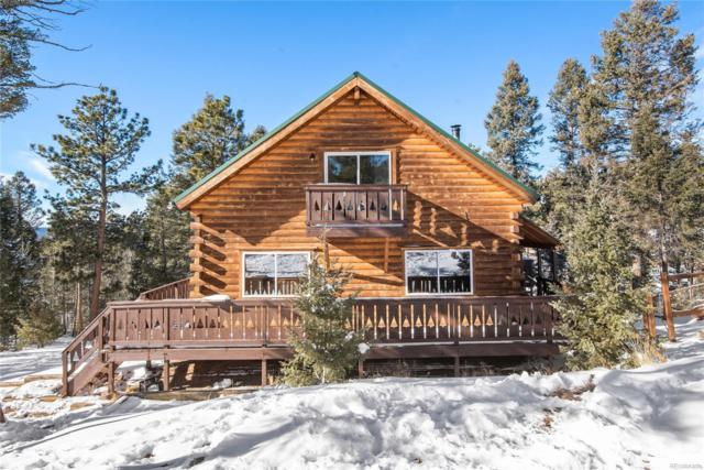 1276 Pinewood Road, Florissant, CO 80816 (#9614856) :: The Tamborra Team