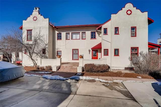 1648 Winona Court #2, Denver, CO 80204 (#9614945) :: Hudson Stonegate Team