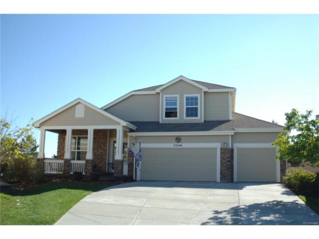 23246 Chapel Hill Lane, Parker, CO 80138 (MLS #9615048) :: 8z Real Estate