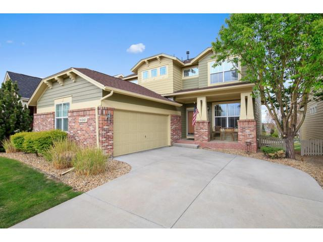 14061 W 83 Place, Arvada, CO 80005 (#9615094) :: The Peak Properties Group