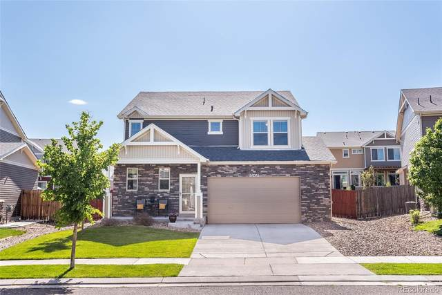 10568 Worchester Street, Commerce City, CO 80022 (MLS #9615423) :: 8z Real Estate