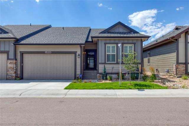 11884 Barrentine Loop, Parker, CO 80138 (MLS #9616563) :: The Space Agency - Northern Colorado Team