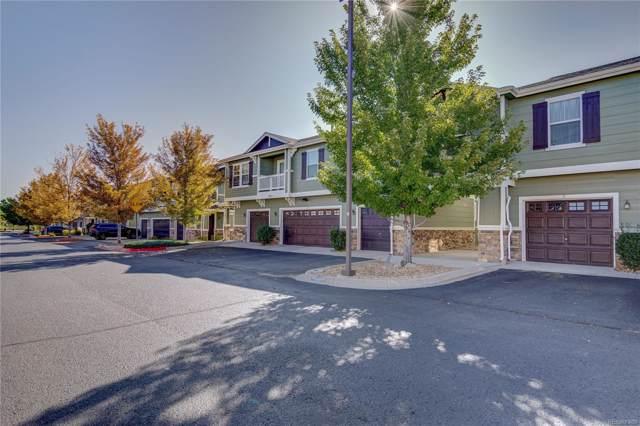 9063 Apache Plume Drive C, Parker, CO 80134 (MLS #9616586) :: 8z Real Estate
