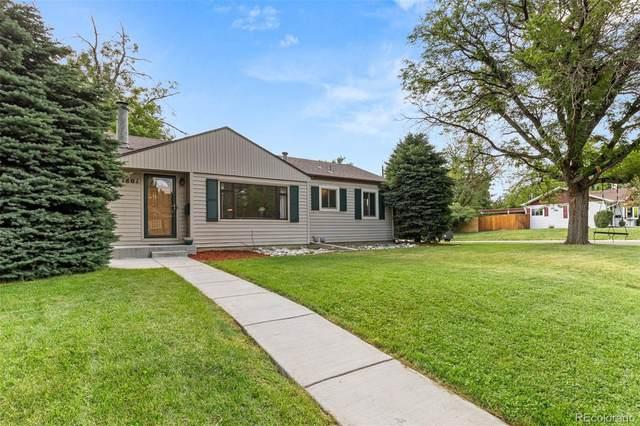 1801 S Fairfax Street, Denver, CO 80222 (#9616655) :: Finch & Gable Real Estate Co.