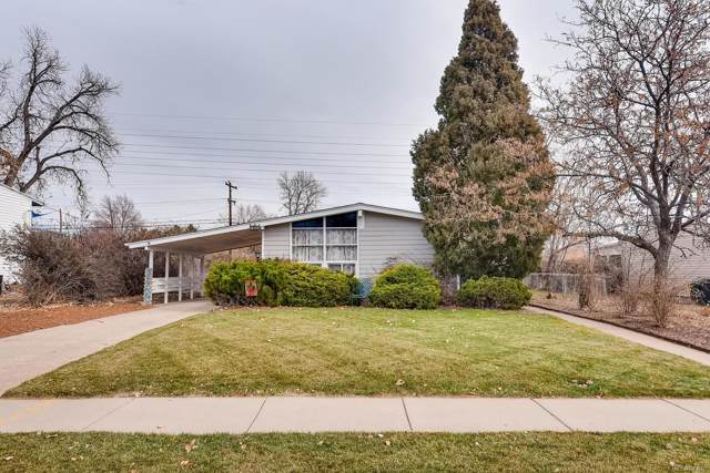 7460 Greenwood Boulevard, Denver, CO 80221 (#9616797) :: The DeGrood Team